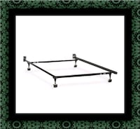 Metal frame rails full twin queen $40 king $70