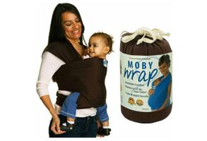 Money baby carrying wrap