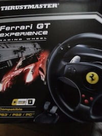 Thrustmaster Ferrari GT Experience Racing Wheel  London, E16 1JE