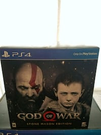 God of War Stone Mason Edition (PS4) Oak Lawn, 60453