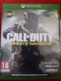 Jeux Xbox One Call of Duty infinite warfare Villers-le-Lac, 25130
