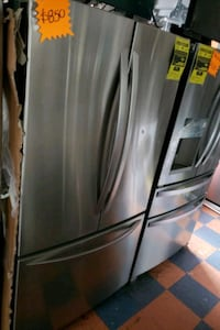 LG STAINLESS STEEL FRENCH DOOR REFRIGERATOR  Yorba Linda, 92886