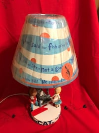Cat in the hat lamp  Calgary, T2A 5T1