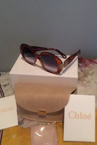 Authentic Chloe sunny.New  in a gorgeous luxury leather