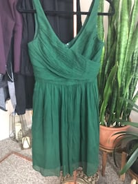 Emerald green J Crew dress, new with tags Edmonton, T6A
