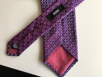 Authentic Men's Hugo Boss Silk Tie - Made in Italy Calgary, T2R 0S8