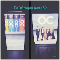 The O.C complete series Calgary, T2A 7R1
