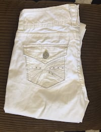Wallflower White pants. Size 16. New with tag. From Kohl's.