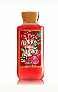 Bath and Body Works Winter Candy Apple Shower Gel Woodbridge, 22191