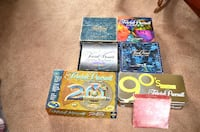 Trivial Pursuit Games null