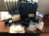 Medela Pump In Style breast pump with accessories