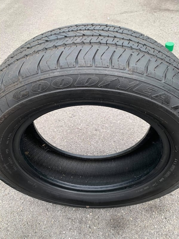 Goodyear 205/60 R15 tire used. Good tread. Great spare. All season 64041ea3-34ff-421f-bdcc-281f086ac364