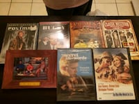 DVD Collection - 7 DVDs