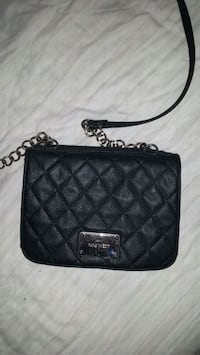 quilted black leather crossbody bag 534 km