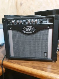 Peavy Amplifier