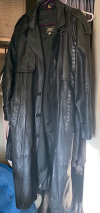 Leather Trench Los Angeles, 90003