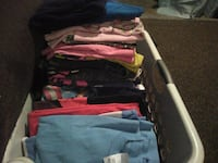 8yr.old girl & 12-13yr old boy outfits Barstow, 92311