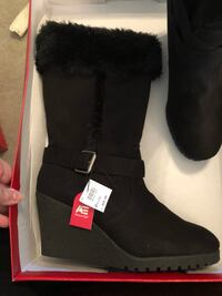 American Eagle Black Nola Suede Boots NWT Catonsville, 21228