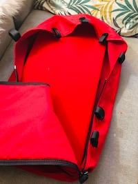 Bugaboo gecko carrycot fabric no hood think it will also fit a cam from a pet and smoke free home in Newark, 07106