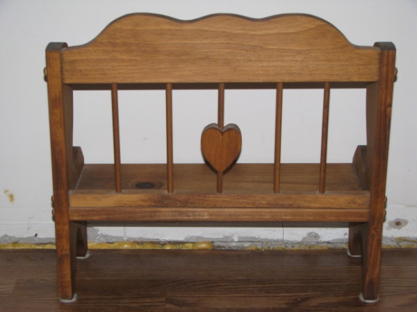 Small Wooden Benches For Sale