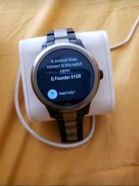 Android watch and accessories