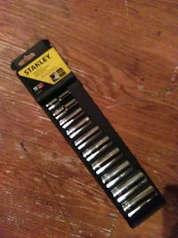stainless steel Stanley socket wrench bits Fort Smith, 72901