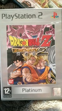 Dragon Ball Z Budokai 2 juego ps2 Granada