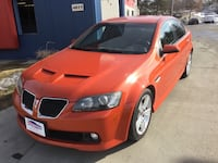 2008 Pontiac G8 4dr Sdn GT GUARANTEED CREDIT APPROVAL! Des Moines