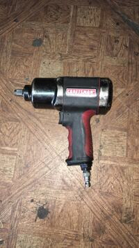 (Used) Craftsman Air 1/2 in. Impact Wrench Inglewood, 90301