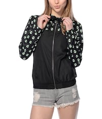 Zumiez alien windbreaker  Stockton, 95206