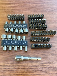 Have some bits for drill all 15 firm Palmdale, 93591