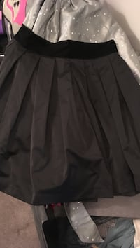 Kids clothing for sale. beautiful black skirt.