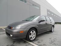 2003 Ford Focu STATION WAGON AUTOMATIC FULLY LOADED LOCAL ONLY 148,000KM! NEW WESTMINSTER, V3M 0G6
