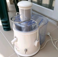 Moulinex Juice Machine JU500