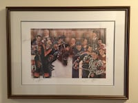 Hockey print collectable