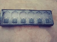 NEW SET OF 6 Pier One Stemware Charms  Chandler