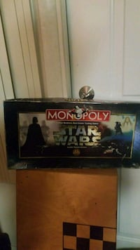 (USED) Star Wars Monopoly 32 km