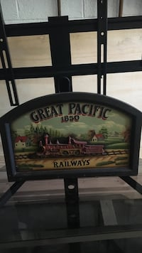 Great Pacific 1850 signage