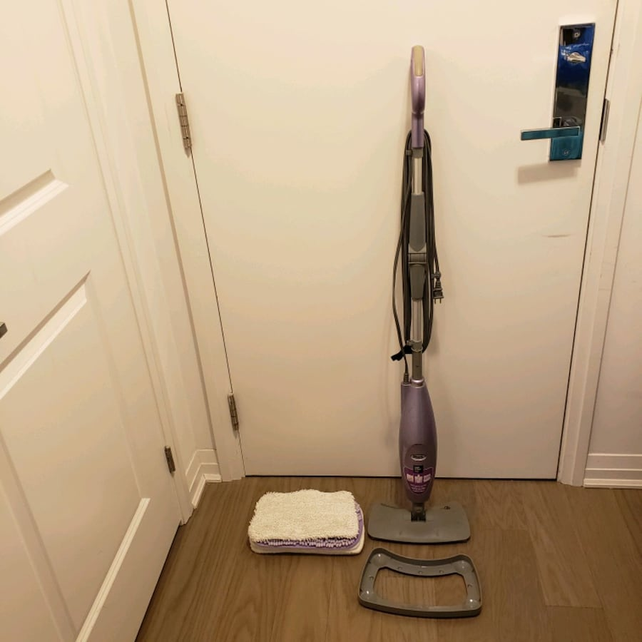 Shark steam mop - + 5 pads