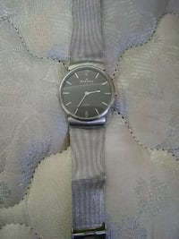Authentic Skagen Denmark Stainless Steel Watch Bronx, 10469