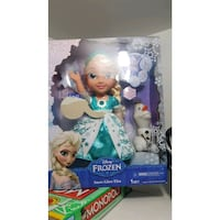 Elsa from frozen doll Paterson, 07513