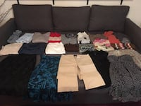 Women's assorted clothes Vancouver, V5L 1Z8