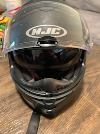 HJC and VEGA motorcycle helmet