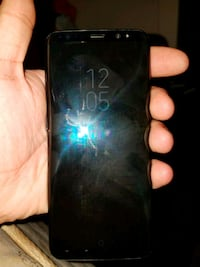 black Samsung Galaxy android smartphone Westernport, 21562