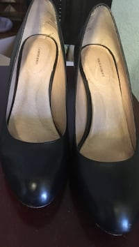 pair of black leather flats Stockton, 95210