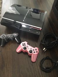 PS3 + games. Very rarely played, has to go! Oshawa, L1G 5S6