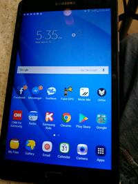 black Samsung Galaxy Note Edge