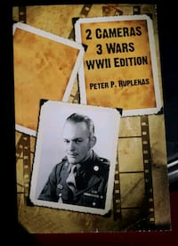 WWII Combat Photographer book Winchester, 22601