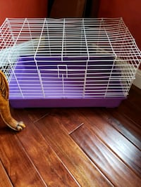 CAGE for Guinea pig - bunny rabbit - hamster