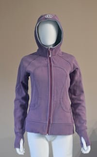 Lululemon Scuba Zip-up Medicine Hat